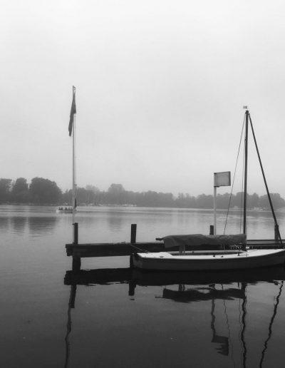 Bootsfahrschule Berlin - Nebel