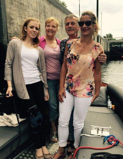 Bootsfahrschule Berlin - Schleusen ist nicht schwer
