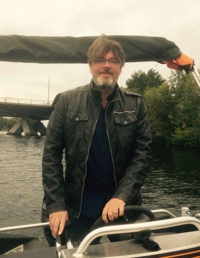 Bootsfahrschule Berlin - auf dem Wasser