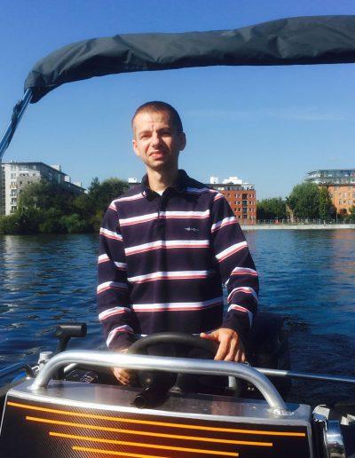 Bootsfahrschule Berlin - auf der Havel