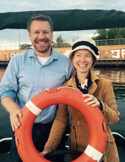 Bootsfahrschule Berlin - mit viel Freude dabei